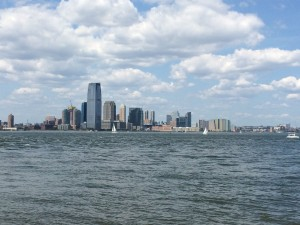 View of Lower Manhattan from Governors Island, take 3.